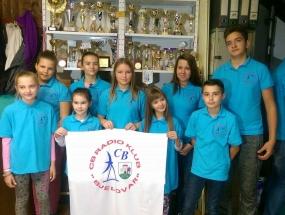 CB takmičenje mladih operatora CBRK Bjelovar