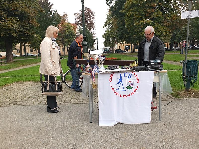 CB radioklub Bjelovar