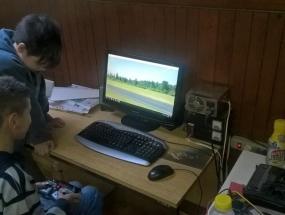 Simulator za upravljanje dronova RC