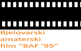 BJELOVARSKI AMATERSKI FILM BAF 95